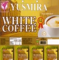 YUSMIRA WHITE COFFEE (20 sachet)