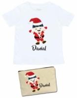 Zoo Pouch Cute Boy Christmas Bundle Set