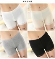 BUY 5 FREE 1 safety pants leggings bottoming shorts 莫代尔女士打底裤 UFA131