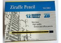 Ziraffe 2B pencil - 12'pc/bxs