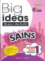 Oxford Fajar Big Ideas Activity Book Sains Tingkatan 1