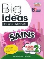 Oxford Fajar Big Ideas Activity Book Sains Tingkatan 2