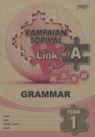 Pep Rampaian Topikal Link A Grammar Year 1