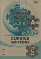 Pep Rampaian Topikal Link A Cursive Writing Year 5