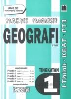 Vision Praktis Progresif Geografi Tingkatan 1