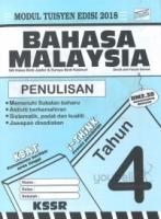 Penerbitan Ilmu Didik Bahasa Malaysia Penulisan Tahun 4