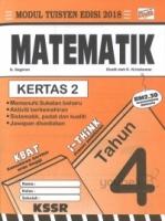 Penerbitan Ilmu Didik Matematik Kertas 2 Tahun 4