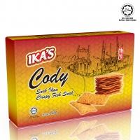 (8 Boxes) IKA'S Cody Crispy Fish Snack 60g