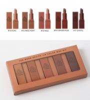 【3CE】MOOD RECIPE LIP COLOR MINI KIT (5 color set) 唇膏口红MINI套盒