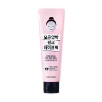 【Etude】 House Pore Refine Pink Tape Pack 韩国Etude House毛孔緊緻面膜(撕除式)
