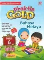 Pelangi Praktis Gold Bahasa Melayu UPSR Tahun 6