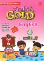 Pelangi Praktis Gold English UPSR Year 6