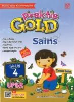 Pelangi Praktis Gold Sains UPSR Tahun 4