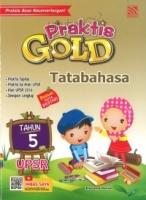 Pelangi Praktis Gold Tatabahasa UPSR Tahun 5