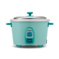 Khind Rice Cooker RC810N (1.0 Liter) - Tiffany Blue