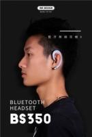 WK BS350 Ear U Hook Wireless Bluetooth Earphone Headset HandsFree