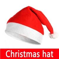 Christmas Santa Hat (Red) Adult / Kids