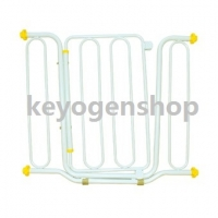 W1160-1280mm x H740mm (4 FT) Extra Large unit Baby Gate