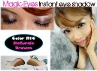 Magic Eyes Instant Eyeshadow