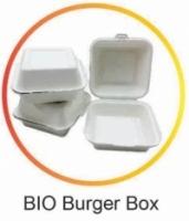 Burger Box 50pcs Biodegradable - Bio Burger Box