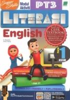 Sasbadi Literasi English Tingakatan 1