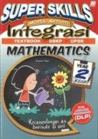 Sasbadi Super Skills Modul Aktiviti Mathematics Year 2