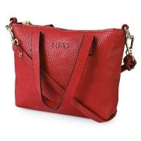 LICHEE SHOULDER BAG (RED)