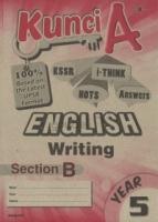 Cemerlang Kunci A English Writing Section B Year 5