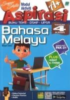 Sasbadi Super Skills Modul Aktiviti Aspirasi Bahasa Melayu Tahun 4