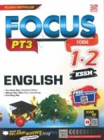Pelangi Focus PT3 English KSSM Form 1.2