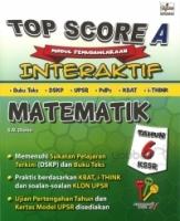 Setiamas Top Score A Modul Pemudahcaraan Interaktif Matematik Tahun 6