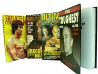 Customize Hard Cover Book