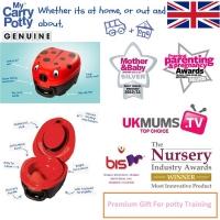 My Carry Potty ( UK Brand ) potty training kid portable toilet