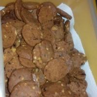 Choc Almond Cookies (20 pack)