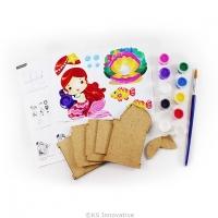 DIY Cutie Pen Holder 2 (For Kids 5 years old & above) Kindergarten Handmade