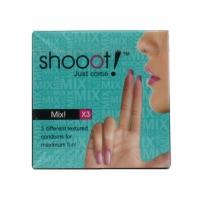 SHOOOT MIX! Condom / Kondom 3's