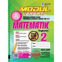 Modul Versatil 2 Dalam 1 Matematik Tingkatan 2 BM (2018)