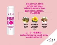 11.11 SALES BUY 1 FREE 1 Joli Paris Pink Dot 100% Organic Ingredient Nipple natural lightener balm