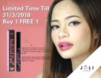 Joli Paris 100% Organic Natural Pink Color Lipstick Balm