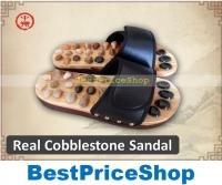 Top Grade Cobblestone Reflexology Massage Sandal - Best Parents Gift