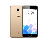 "Meizu M5c Gold [5.0"", Dual Sim, 2GB RAM + 16GB ROM, 3,000 mAh]"
