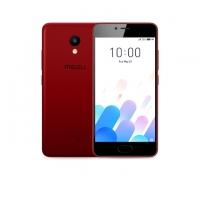 "Meizu M5c Red [5.0"", Dual Sim, 2GB RAM + 16GB ROM, 3,000 mAh]"