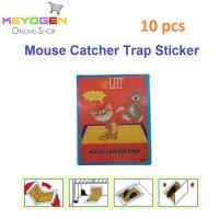 10pcs keyogen Mouse catcher rat glue trap