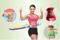 Korean Spring Hula Hoop Fast Waist Slim Fat Burning Slimming Workout