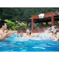 Lost World Of Tambun Theme Park, Hot Springs & Spa - 2 Adults & 1 Child
