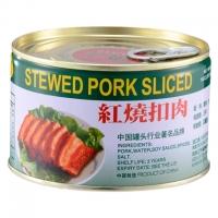 Sun-J Stewed Pork Sliced