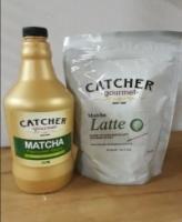 MATCHA SAUCE & MATCHA POWDER