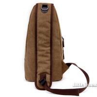 Men's Canvas Travel Shoulder/ Chest Bags 8029