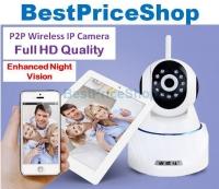 HD 720 P2P Power Night Vision Wireless IP CCTV Camera Wifi RWS-782S