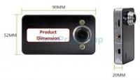 High Grade K6000 Full HD 1080P Car DVR Camera Recorder Night Vision